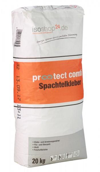 prootect Kleber und Spachtel Kombiprodukt