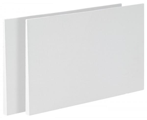 Wand- und Deckenabschlusskeil
